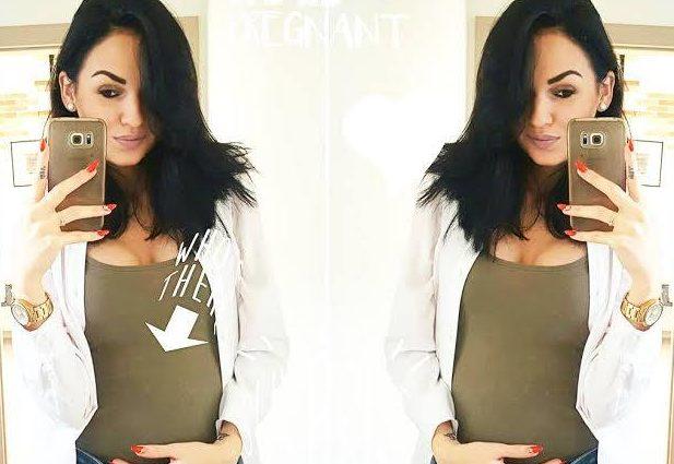 Jestem w ciąży! Będę mamą!