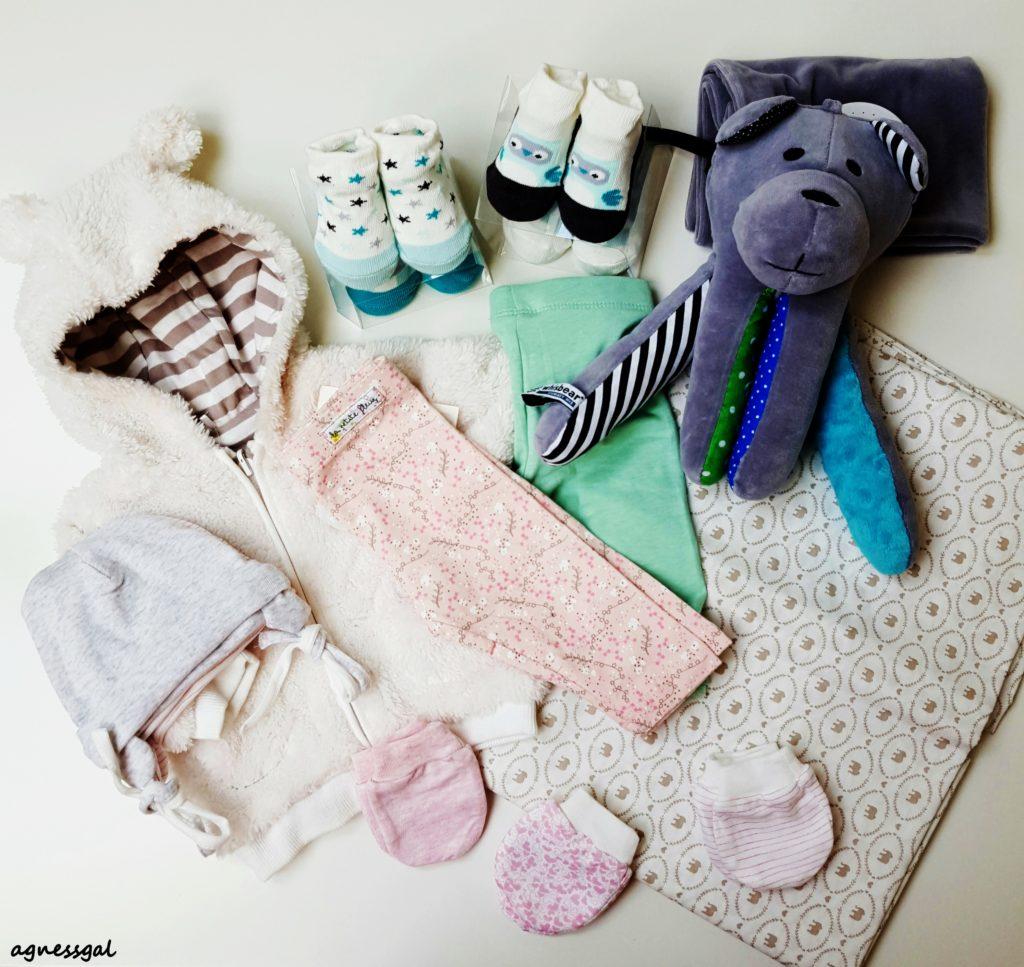 Wyprawka dla noworodka i mamy